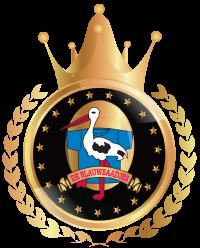 De Blauwbaadjes Logo